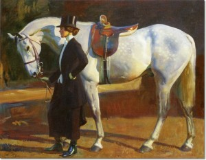 alfred-munnings-my-horse-is-my-friend-the-artist-s-wife-and-isaac