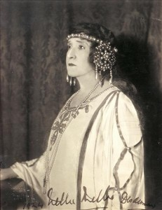 Melba as Desdemona 1924