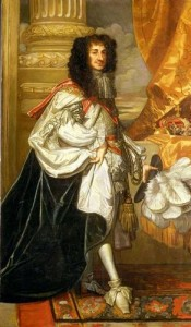 Iyntwood star guest King Charles II