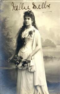 Melba Phelia in 1889