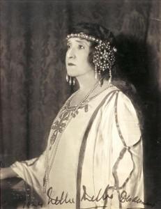Melba as Desdemona 1924