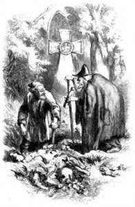 Lancashire witches graves