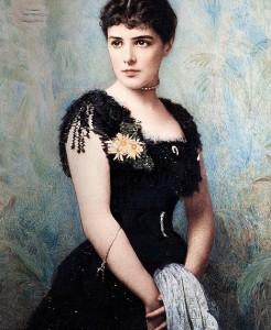 Lady Ranlop Churchill (Jennie)