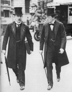 Winston-Churchill-and-David-Lloyd-George-Radicals-in-1907