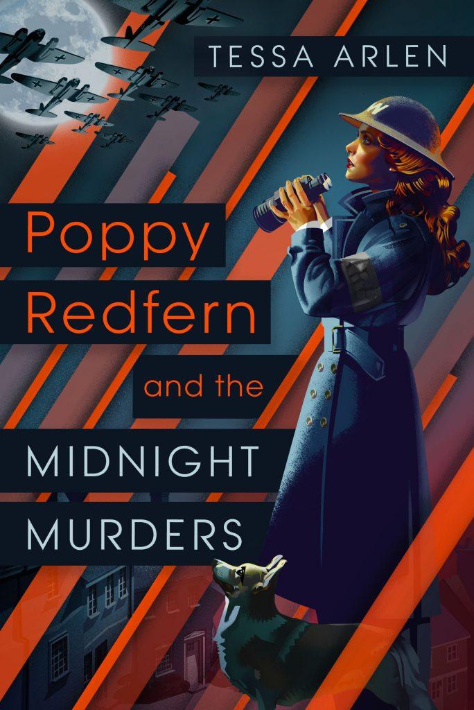 Poppy Redfern and the Midnight Murders